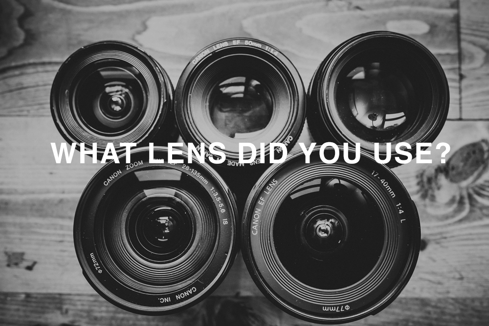 How Lenses Work and How Focal Length Affects Perspective.