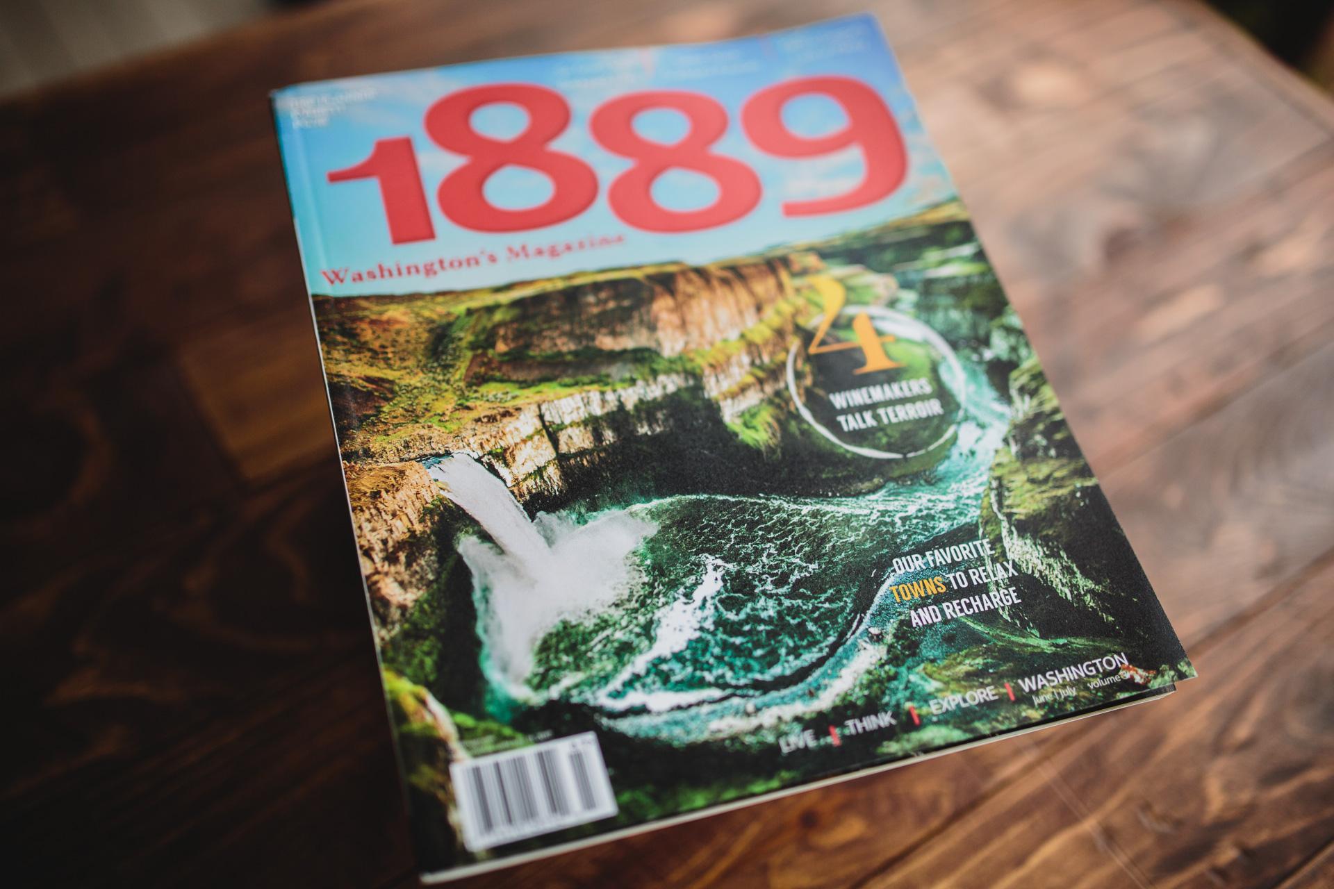 1889 Magazine summer 2017